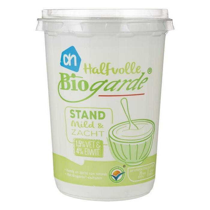 AH Biogarde stand naturel (500g)
