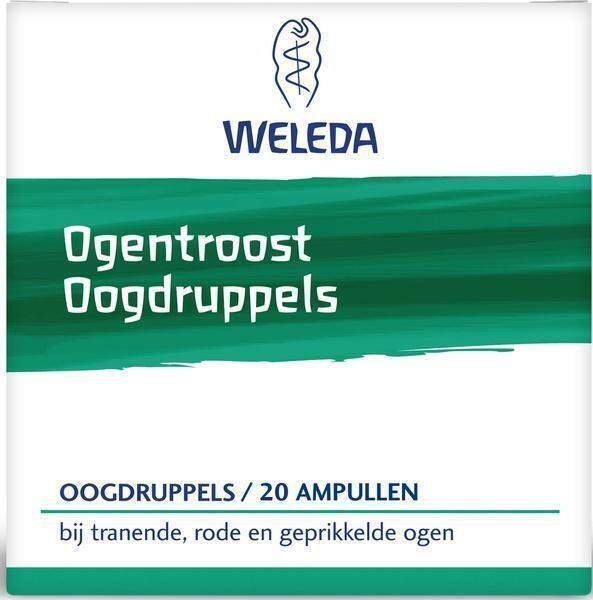 Ogentroost oogdruppel-ampullen (20 st.)