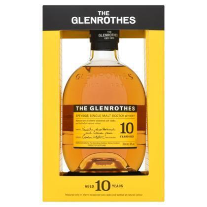 Glenrothes 10 years (0.7L)