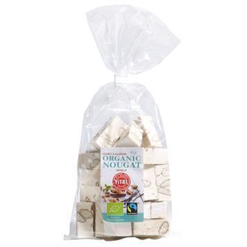 Nougat amandel vanille (150g)