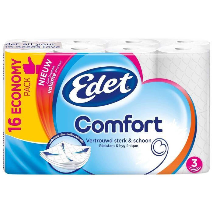 Comfort Toiletpapier 3-laags (rollen)