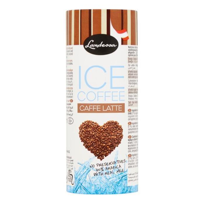 Landessa Ice Coffee Caffe Latte 230ml (230ml)