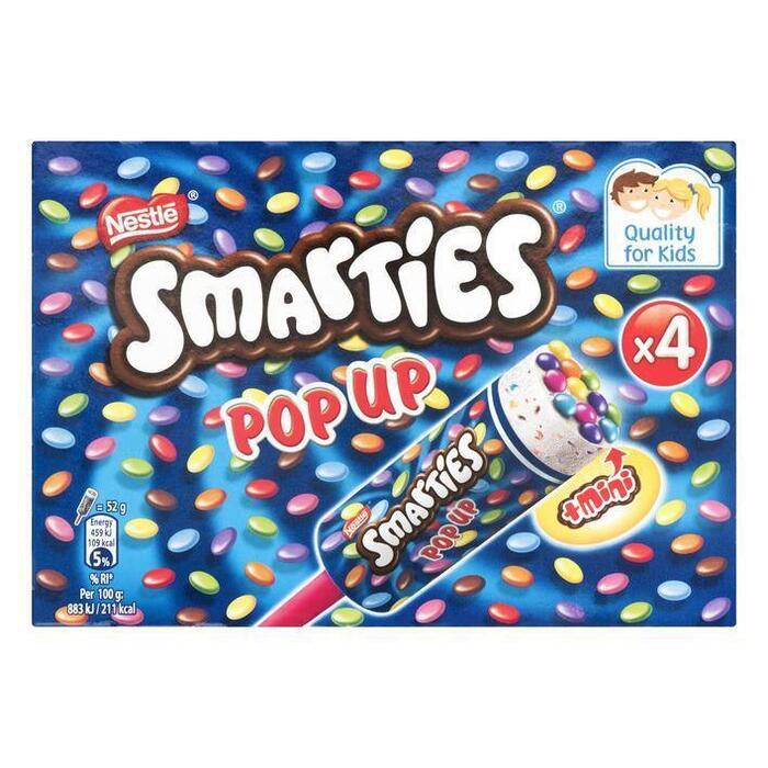 Nestlé Smarties pop up (34cl)