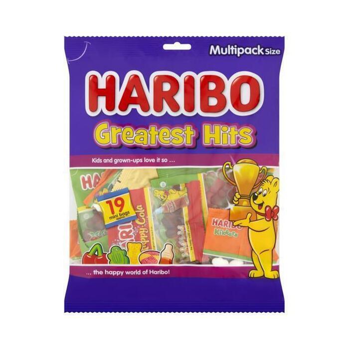 Haribo Greatest hits (475g)