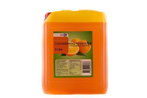 Limonadesiroop Sinas, Can (5L)