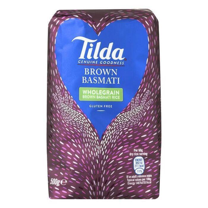 Tilda Wholegrain basmati rice (500g)