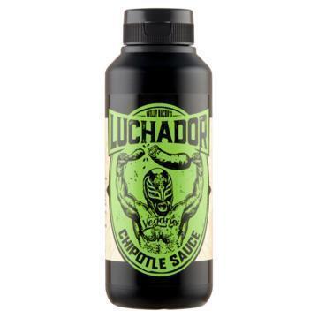 Willy Nacho Luchador Chipotle Sauce 265ml (265ml)