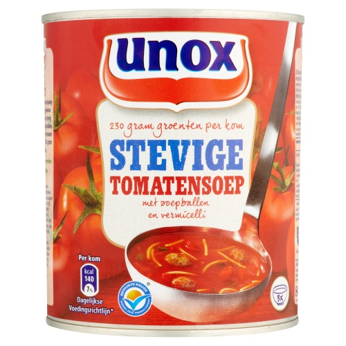 Stevige tomatensoep (rol, 0.8L)