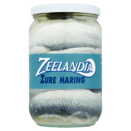 Zure haring (Stuk, 400g)
