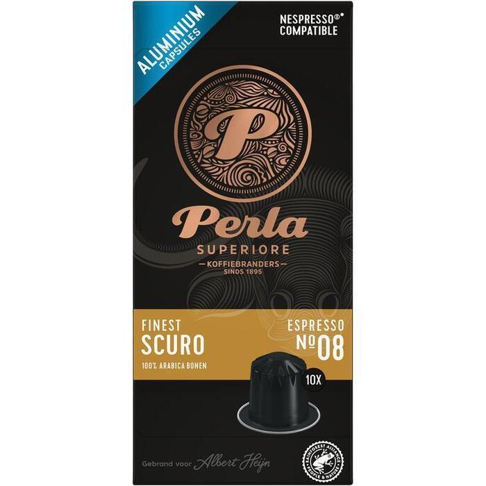 Perla Superiore Finest espresso scuro