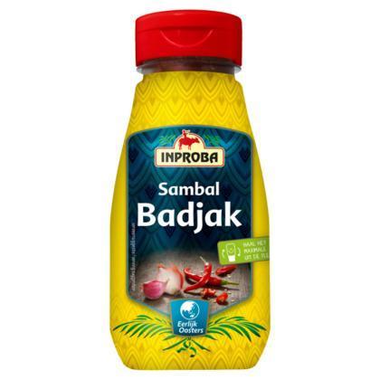 Inproba Sambal badjak (250g)