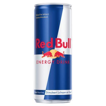 Red Bull (blik, 37.5cl)