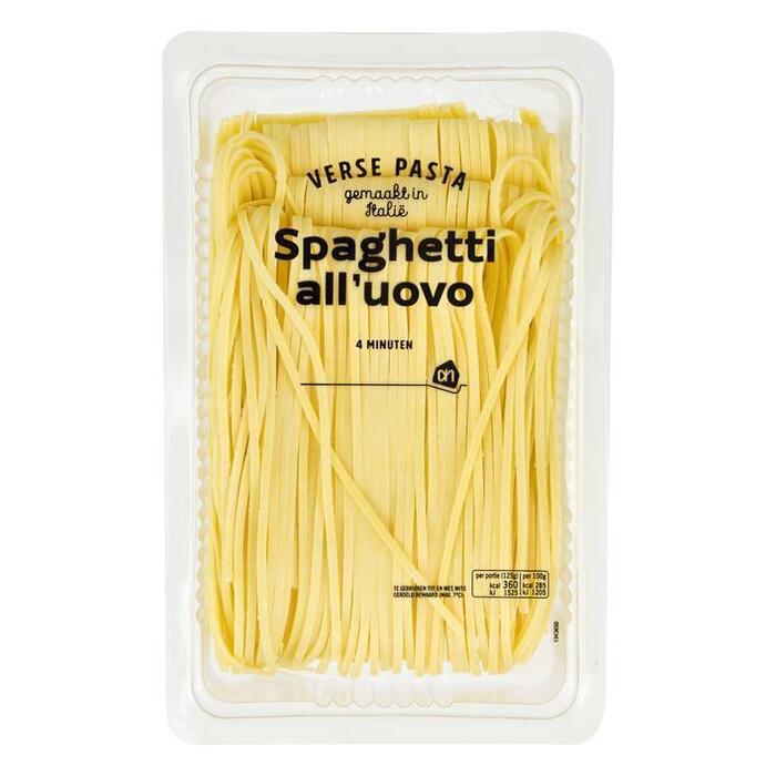 Spaghetti all'uovo (bak, 250g)