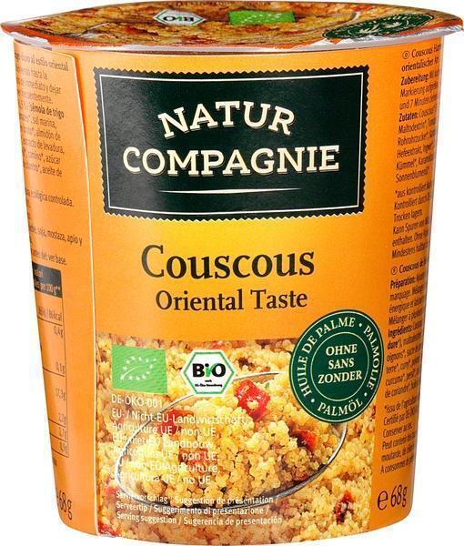 Couscous oriental style (68g)