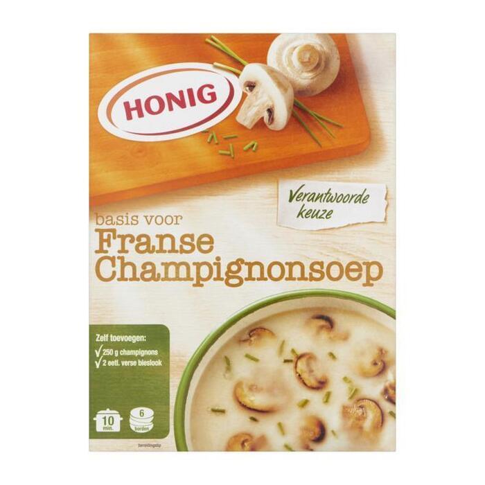 Franse champignonsoep (Stuk, 107g)