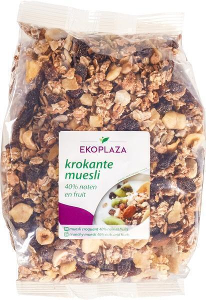Krokante muesli 40% noten en fruit (500g)