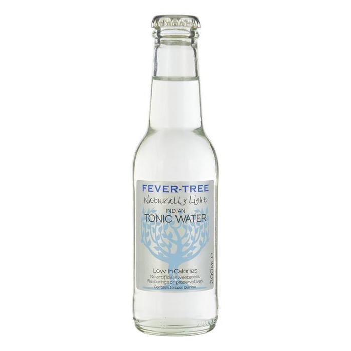 Fever Tree Tonic water light (rol, 20 × 200ml)