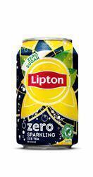 LIPTON ICE TEA ZERO, BLIK (rol, 33cl)