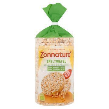 Rijstwafel spelt quinoa (100g)