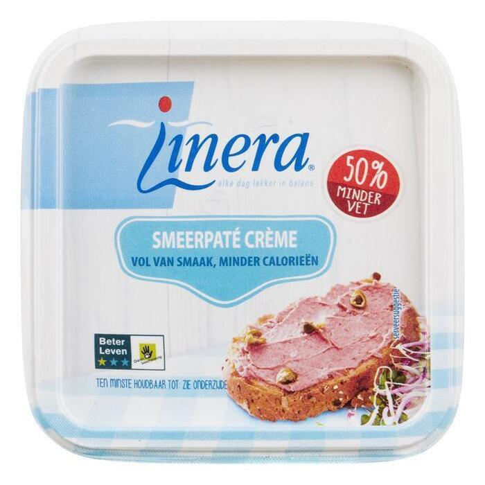 Smeerpate crême (kuipje, 125g)