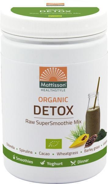 Supersmoothie raw detox mix (300g)