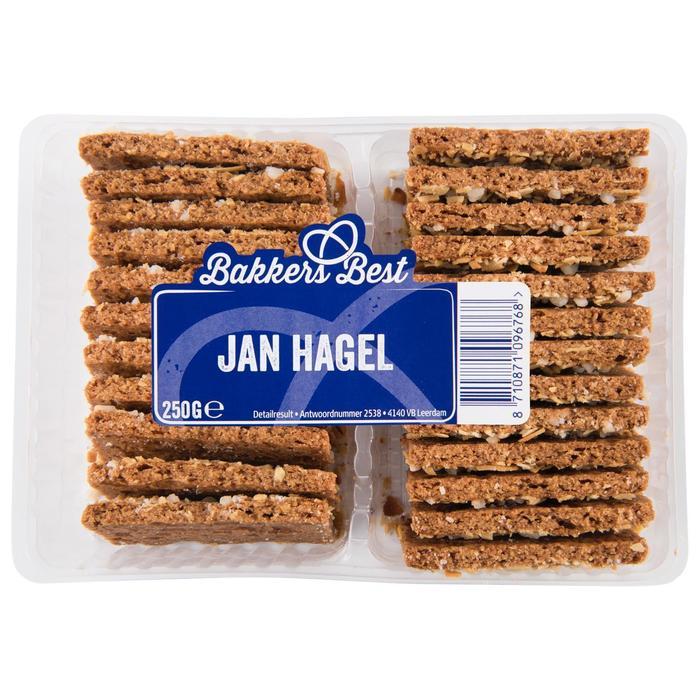 Jan hagel (250g)