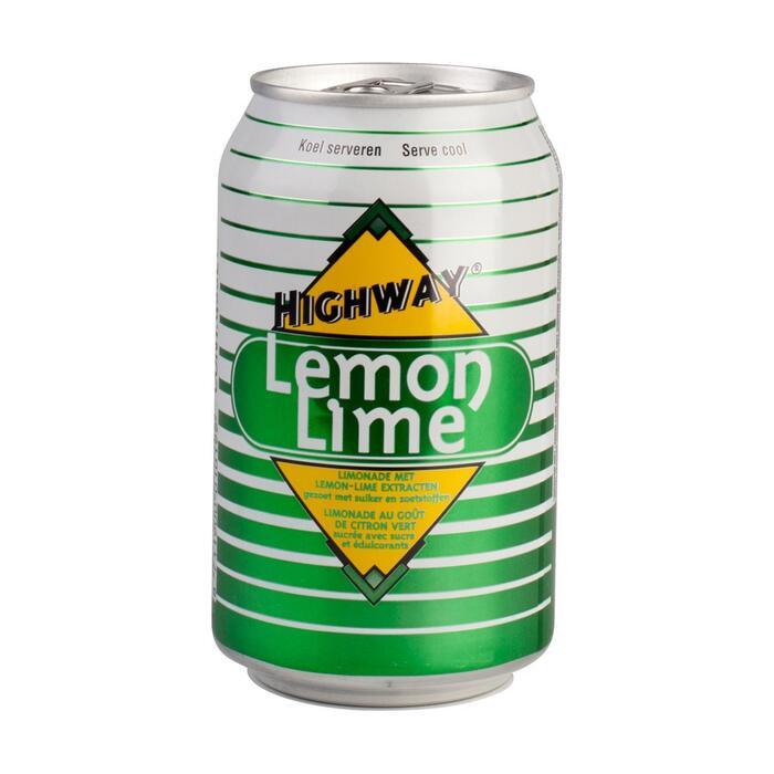 Highway Lemon Lime (Stuk, 33cl)