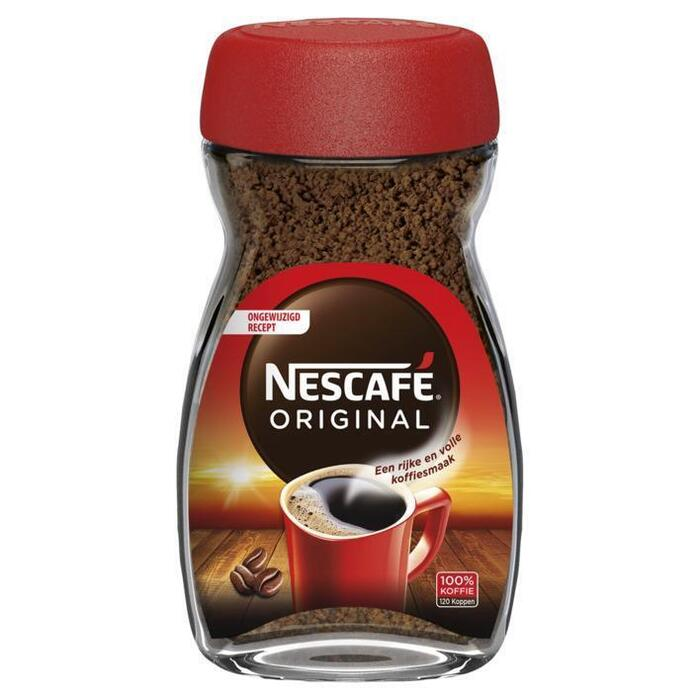 Nescafé Original oploskoffie pot (200g)
