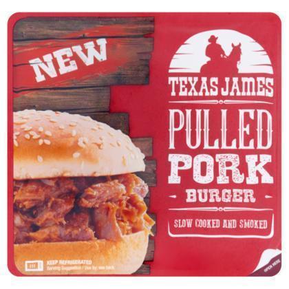 Pulled pork (170g)