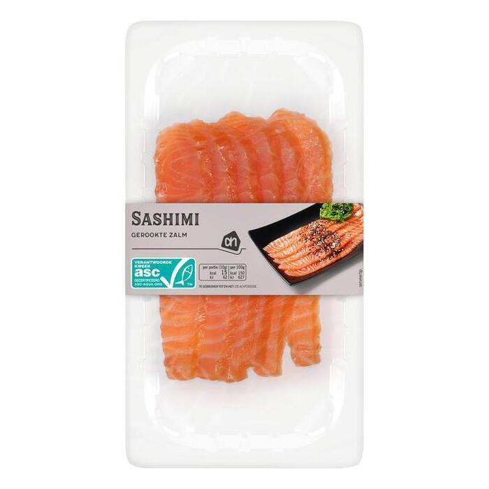 AH Sashimi gerookte zalm (100g)