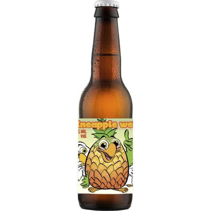 Pineapple Weizen Fles 330 ml (rol, 33 × 33cl)