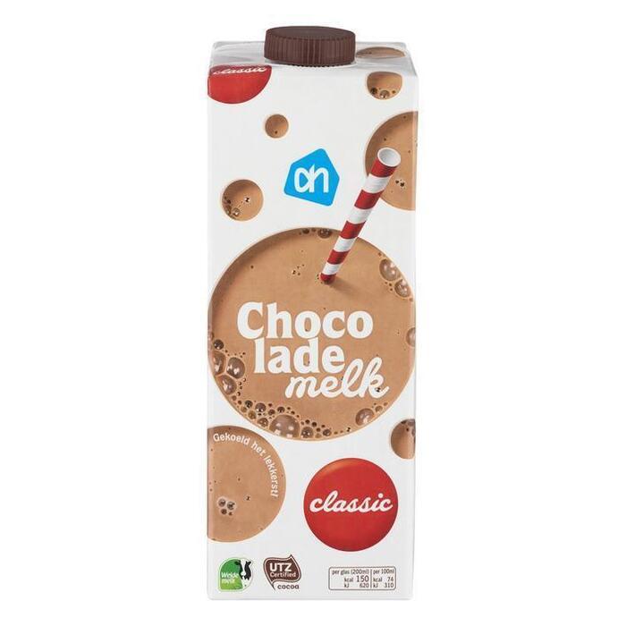 Chocolademelk classic (drankkarton, 1L)