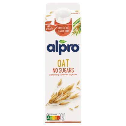 Alpro Fresh drink oat zonder suikers (1L)