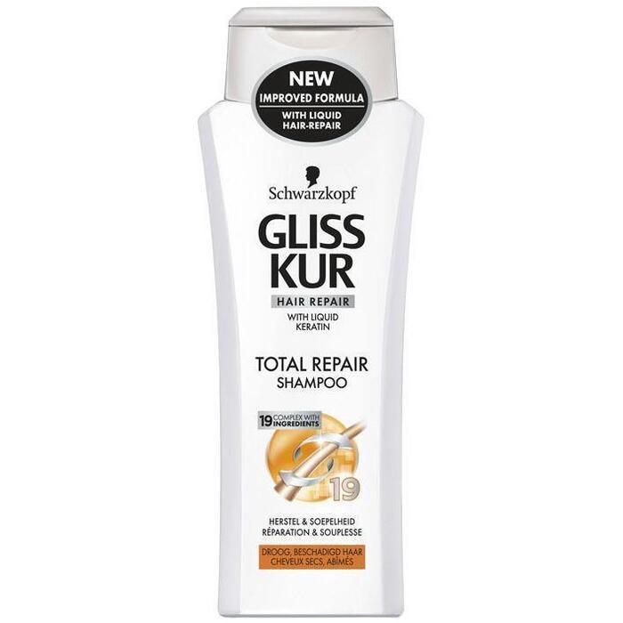 Gliss Shampoo Total Repair (250ml)