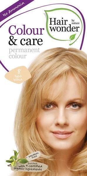 Colour & Care light blond 8 (100ml)