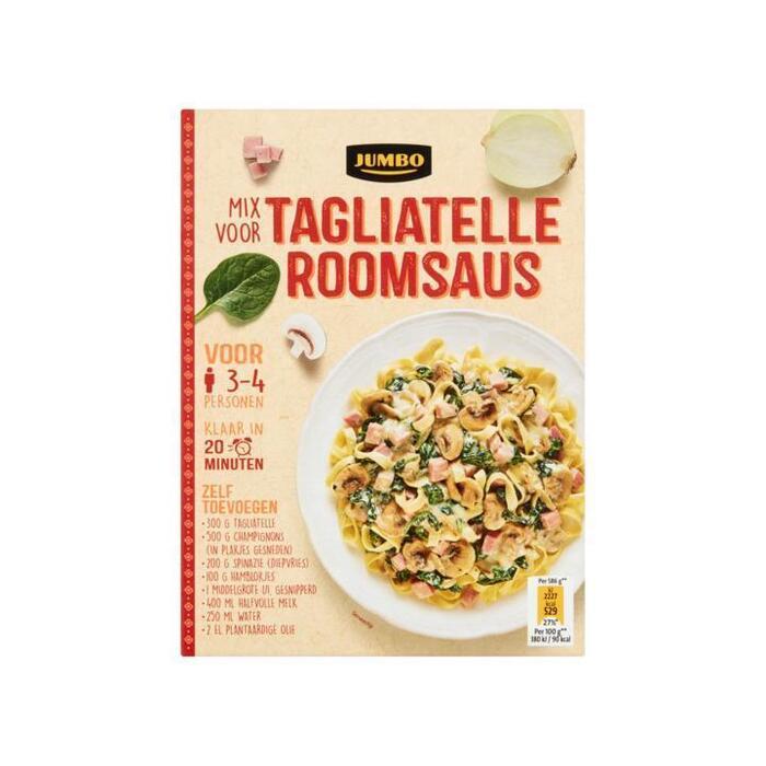Jumbo Mix voor Tagliatelle Roomsaus 66g (66g)
