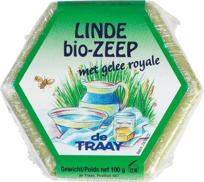Linde zeep met gelee ro (100g)