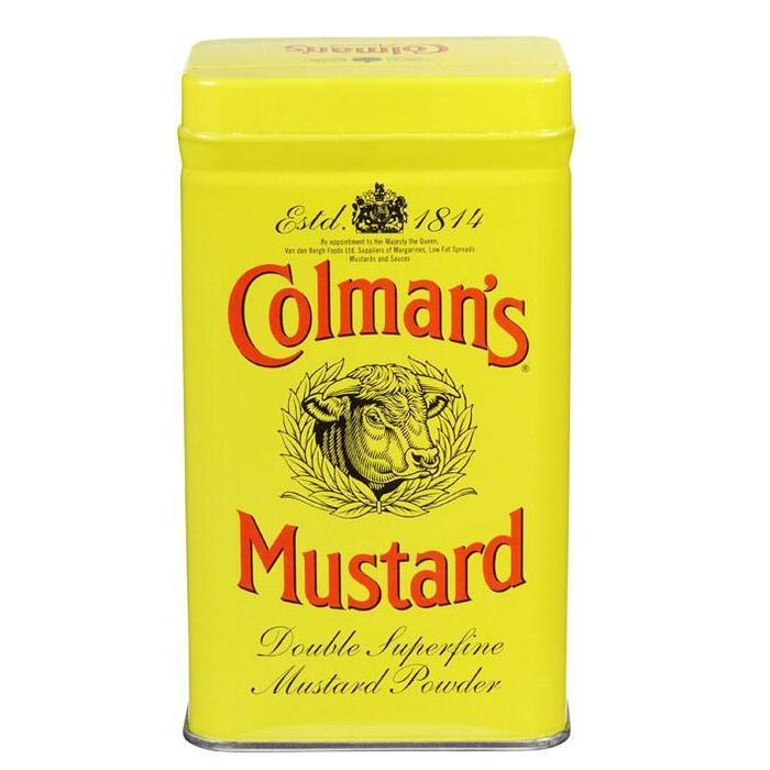 Colman's Mustard double superfine mustard powder (113g)