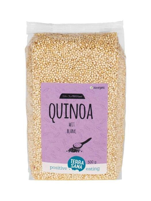 SUPER Quinoa Wit TerraSana 500g (500g)