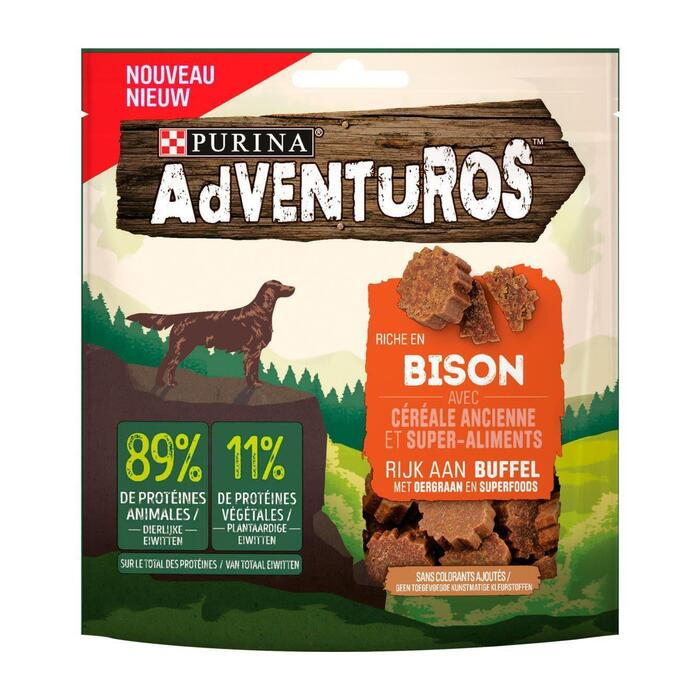 PURINA® ADVENTUROS Buffalo 6 x 90 g (90g)
