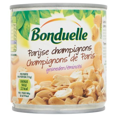 Parijse champignons (blik, 200g)