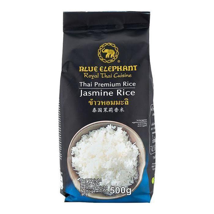 Blue Elephant Jasmijnrijst (500g)