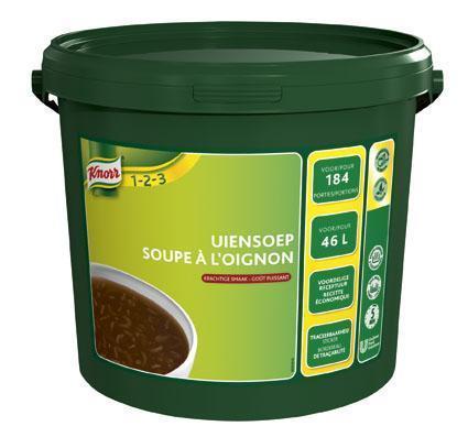 Knorr Uiensoep 3KG 1x (3kg)