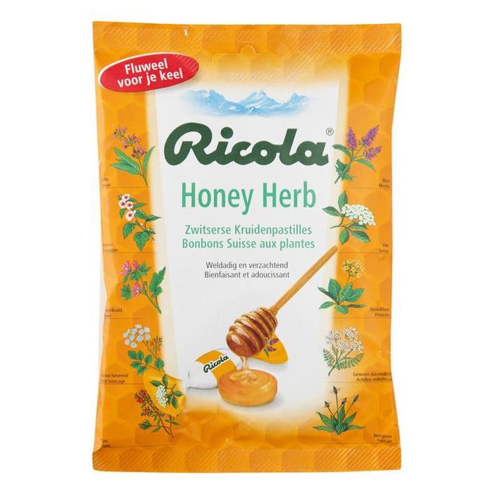Ricola Honey Herb Kruidenpastilles 70g (70g)