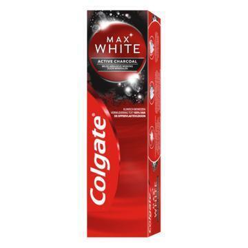 Colgate Max White Charcoal Tandpasta 75 ml (75ml)