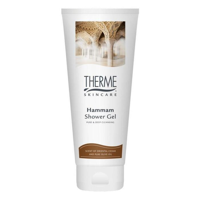 Therme Hammam foaming shower gel mousse (200ml)