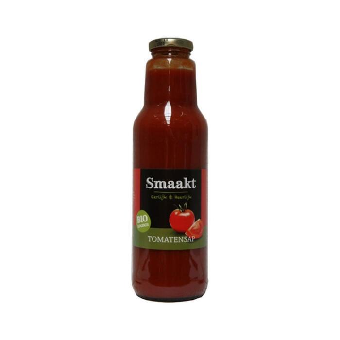 Biologische Tomatensoep (pot, 0.72L)
