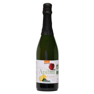 Apibul' citroen (alcoholvrij) (0.75L)