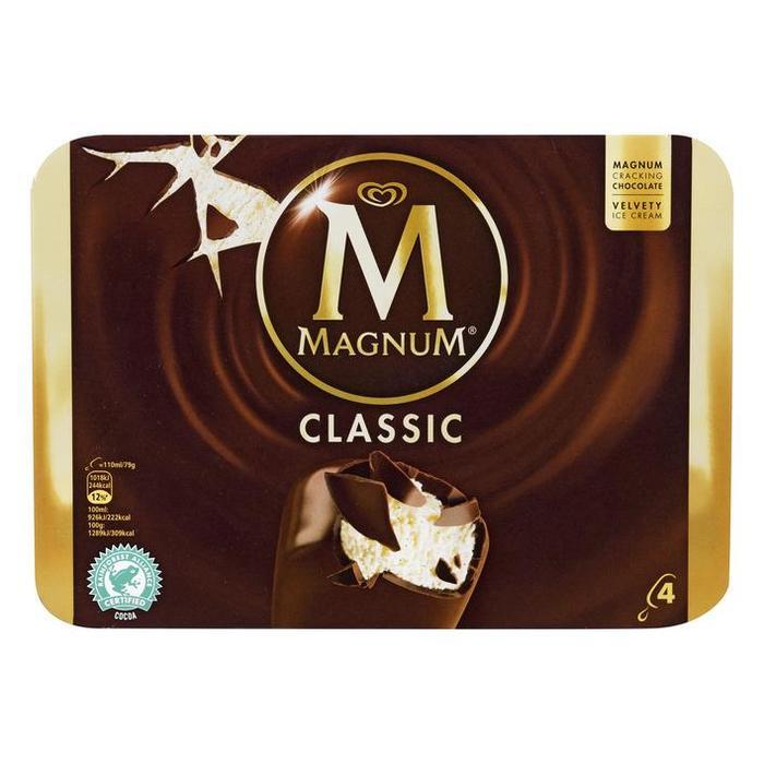 Magnum Classic (Stuk, 4 × 44cl)