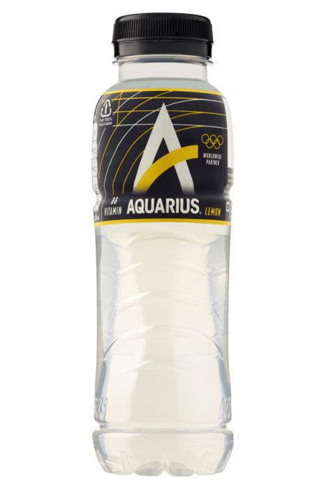 Aquarius Lemon + Vit B6 330ml (33cl)